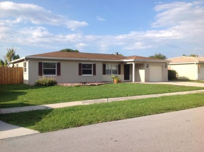 11129 Mustang Street, Boca Raton, FL 33428 - MLS#: RX-10429988