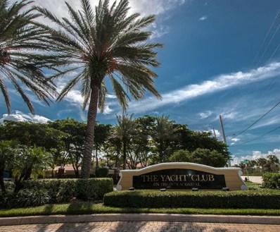 107 Yacht Club Way UNIT 111, Hypoluxo, FL 33462 - MLS#: RX-10430002