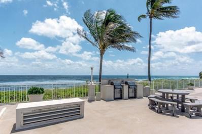 3301 S Ocean Boulevard UNIT 302, Highland Beach, FL 33487 - MLS#: RX-10430006