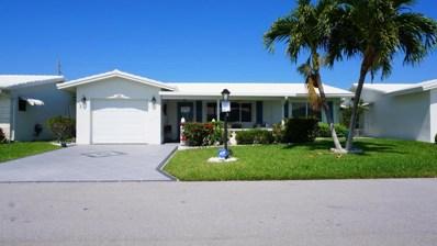1100 SW 15th Street, Boynton Beach, FL 33426 - MLS#: RX-10430075