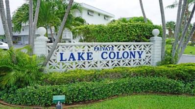 100 Doolen Court UNIT 307, North Palm Beach, FL 33408 - MLS#: RX-10430154