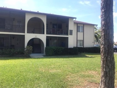 317 Knotty Pine Circle UNIT D-1, Greenacres, FL 33463 - MLS#: RX-10430196