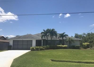 756 SE Seahouse Drive, Port Saint Lucie, FL 34983 - MLS#: RX-10430213