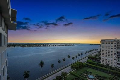 1701 S Flagler Drive UNIT 1703, West Palm Beach, FL 33401 - MLS#: RX-10430310