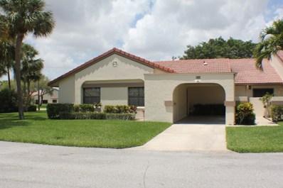 5510 Parkwalk Circle E, Boynton Beach, FL 33472 - MLS#: RX-10430414