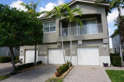 3074 Laurel Ridge Circle, Riviera Beach, FL 33404 - #: RX-10430430