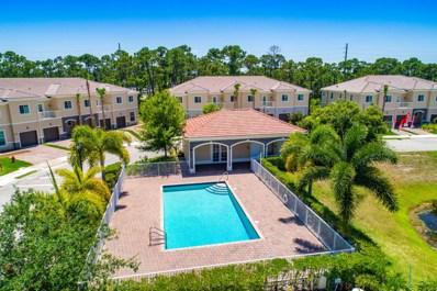 6242 SE Fauna Terrace UNIT 5-504, Hobe Sound, FL 33455 - MLS#: RX-10430463