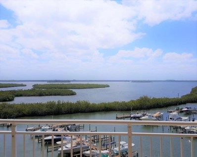 5167 N Highway A1a UNIT 804, Hutchinson Island, FL 34949 - MLS#: RX-10430488