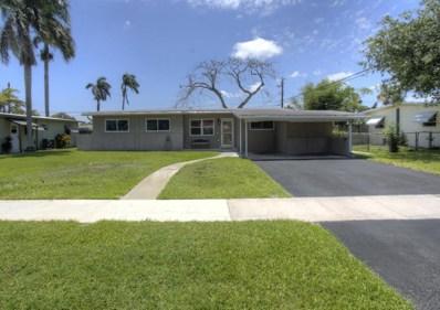353 Shady Lane Road, Palm Springs, FL 33461 - MLS#: RX-10430500