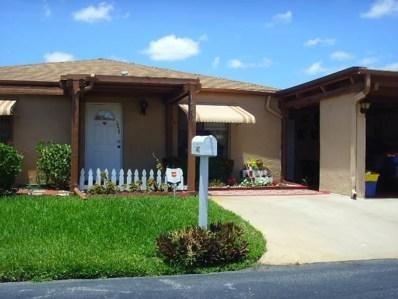 14860 Wildflower Lane, Delray Beach, FL 33446 - MLS#: RX-10430517