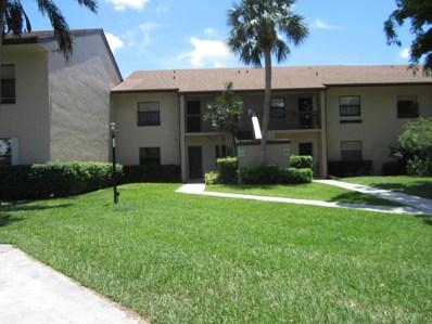 8431 Boca Glades Boulevard E UNIT 121, Boca Raton, FL 33434 - MLS#: RX-10430581
