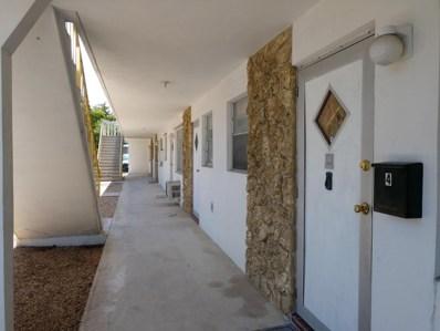 314 S J Street UNIT 3, Lake Worth, FL 33460 - MLS#: RX-10430590