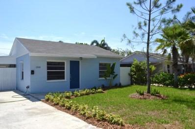 1318 N L Street, Lake Worth, FL 33460 - MLS#: RX-10430619