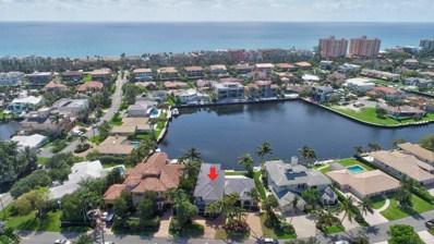 4313 Intracoastal Drive, Highland Beach, FL 33487 - MLS#: RX-10430688