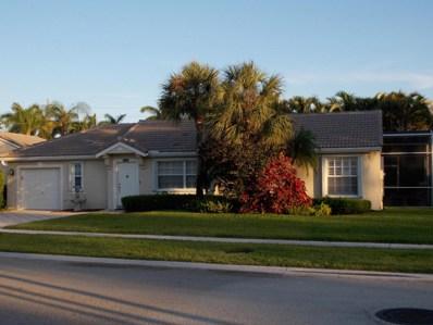 8195 Palm Gate Drive, Boynton Beach, FL 33436 - MLS#: RX-10430714