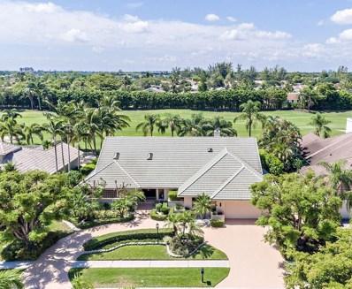 7220 Mandarin Drive, Boca Raton, FL 33433 - MLS#: RX-10430851
