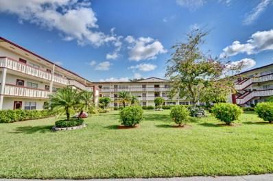 411 Fanshaw J UNIT 411, Boca Raton, FL 33434 - MLS#: RX-10430920