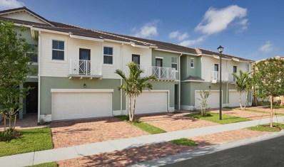 12132 Park Central Way UNIT 48, Royal Palm Beach, FL 33411 - MLS#: RX-10431066