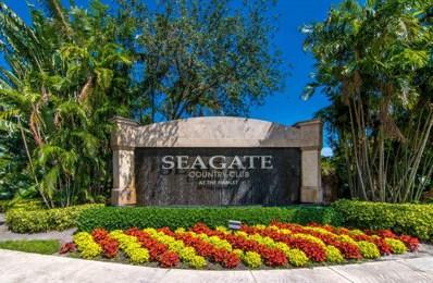 730 Greensward Court UNIT 207-J, Delray Beach, FL 33445 - MLS#: RX-10431108