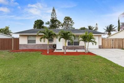 6338 Carthage Circle N, Lake Worth, FL 33463 - MLS#: RX-10431186