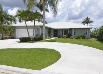 1703 SW Boatswain Place, Palm City, FL 34990 - MLS#: RX-10431196