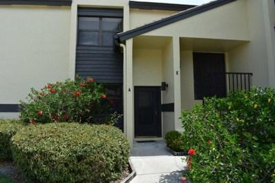 3960 SW Greenwood Way UNIT 5a, Palm City, FL 34990 - MLS#: RX-10431346