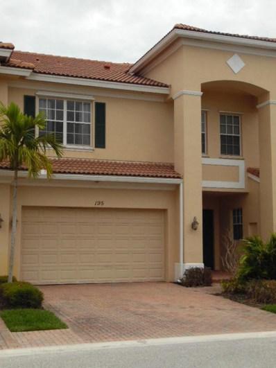 195 SW Walking Path, Stuart, FL 34997 - MLS#: RX-10431413