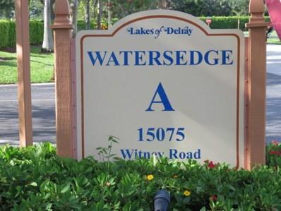 15075 Witney Road UNIT 214, Delray Beach, FL 33484 - MLS#: RX-10431437