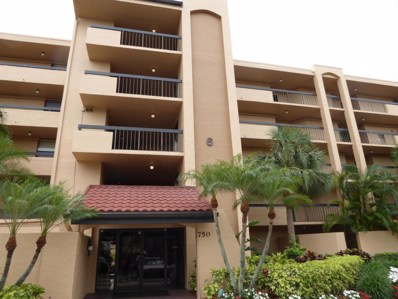 750 Egret Circle UNIT 6411, Delray Beach, FL 33444 - MLS#: RX-10431470