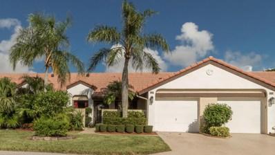 8249 Waterline Drive, Boynton Beach, FL 33472 - MLS#: RX-10431521