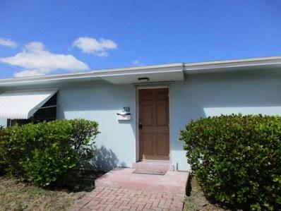318 3rd Street, Lake Park, FL 33403 - MLS#: RX-10431651