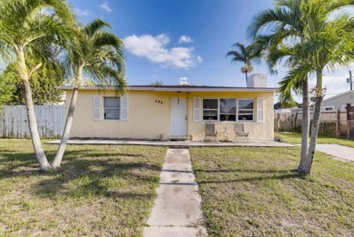 546 Cherry Road, West Palm Beach, FL 33409 - MLS#: RX-10431797