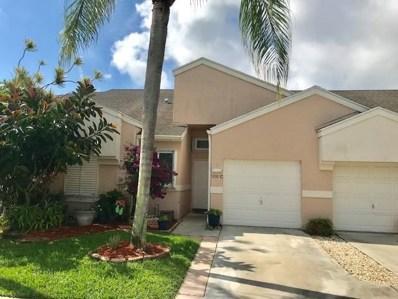 9238 Vineland Court UNIT C, Boca Raton, FL 33496 - MLS#: RX-10431907