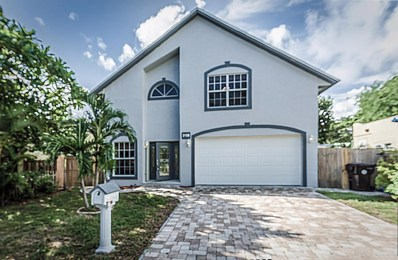 718 Fernwood Drive, West Palm Beach, FL 33405 - MLS#: RX-10431915