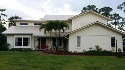 3936 SW San Clemente Court, Palm City, FL 34990 - MLS#: RX-10431997