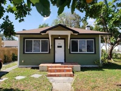 524 Colonial Road, West Palm Beach, FL 33405 - MLS#: RX-10432008