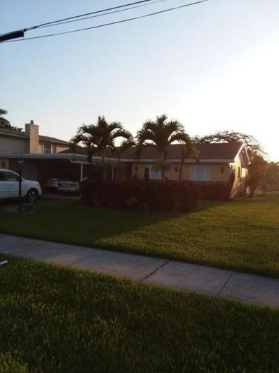 341 Lanier Drive, Palm Springs, FL 33461 - MLS#: RX-10432017