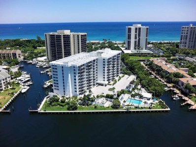 4750 S Ocean Boulevard UNIT 806, Highland Beach, FL 33487 - MLS#: RX-10432037