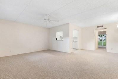 700 Village Green Ct UNIT 110, Palm Springs, FL 33461 - MLS#: RX-10432083