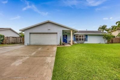 3057 Pebble Beach Drive, Lake Worth, FL 33467 - MLS#: RX-10432096