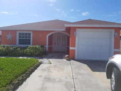 1409 W 35th Street, Riviera Beach, FL 33404 - MLS#: RX-10432131