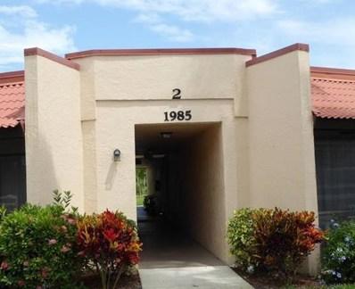 1985 NE Collins Circle UNIT 210, Jensen Beach, FL 34957 - MLS#: RX-10432140