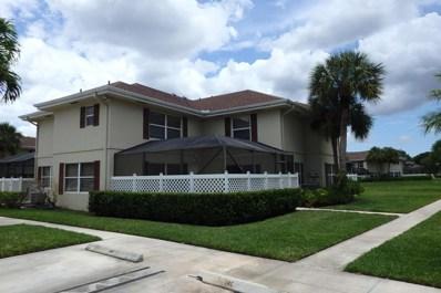 14 Amherst Court UNIT D, Royal Palm Beach, FL 33411 - MLS#: RX-10432190