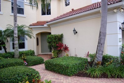 120 Palm Bay Drive UNIT B, Palm Beach Gardens, FL 33418 - #: RX-10432209