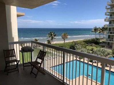 1069 Hillsboro Mile UNIT 403, Hillsboro Beach, FL 33062 - MLS#: RX-10432210