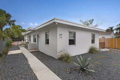 209 NE 13th, Delray Beach, FL 33444 - MLS#: RX-10432216
