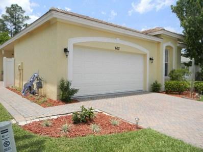 607 SW Indian Key Drive, Port Saint Lucie, FL 34986 - MLS#: RX-10432276