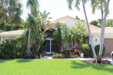 7458 Falls Road W, Boynton Beach, FL 33437 - MLS#: RX-10432298