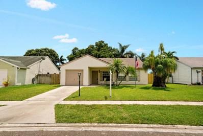 7758 Ashwood Lane, Lake Worth, FL 33467 - MLS#: RX-10432446
