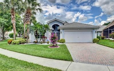 11741 Castellon Court, Boynton Beach, FL 33437 - MLS#: RX-10432588